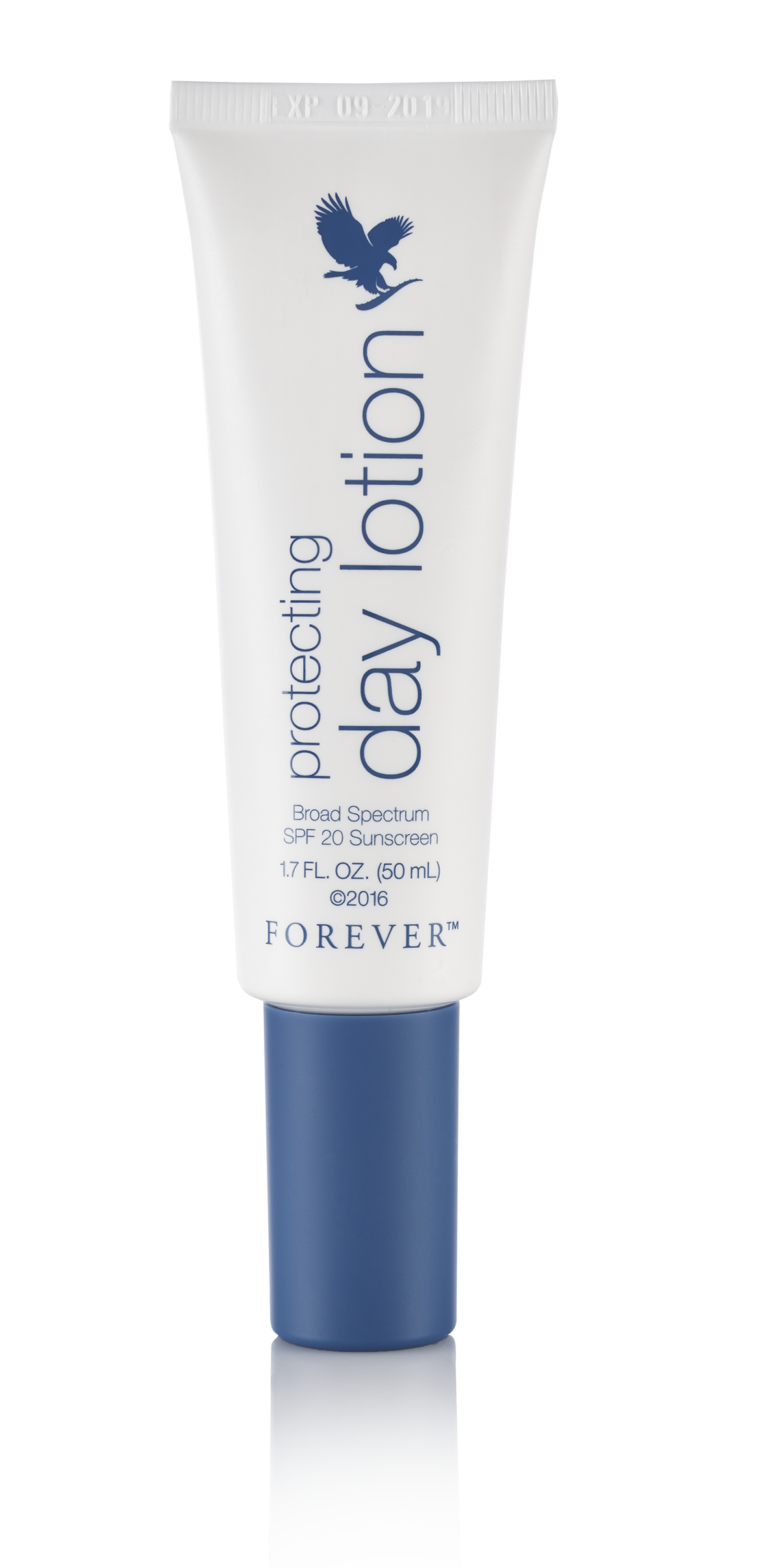 Protecting day lotion is a light day cream with SPF 20 that protects against the sun's harmful UVA and UVB rays.